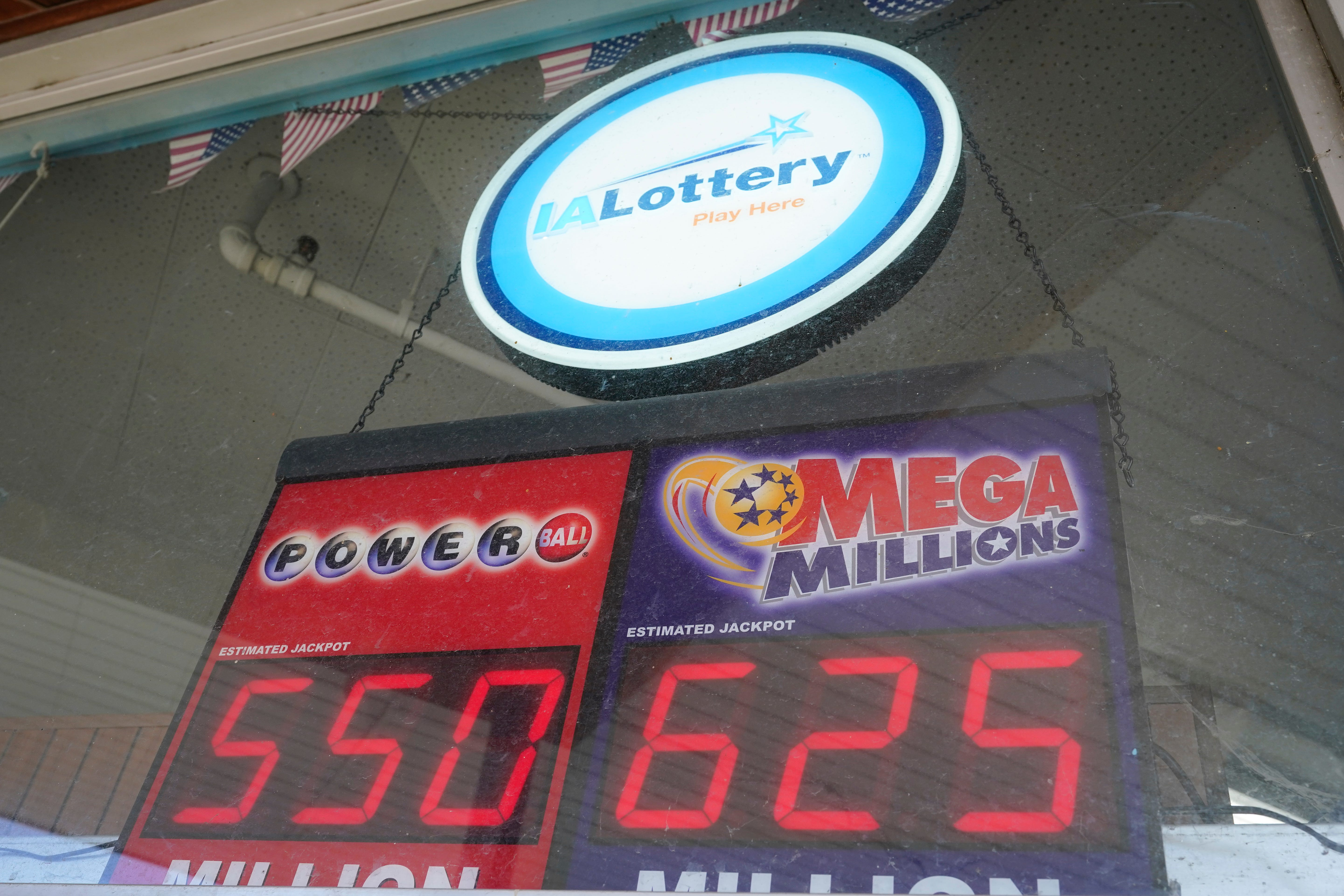 Mega Millions jackpot hits $625M, the eighth largest in US lottery history. Here are Tuesday s winning numbers.