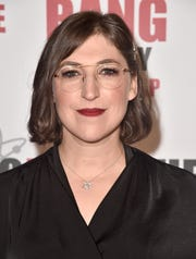 """Actress Mayim Bialik will serve as a guest host for """"Jeopardy!"""""""