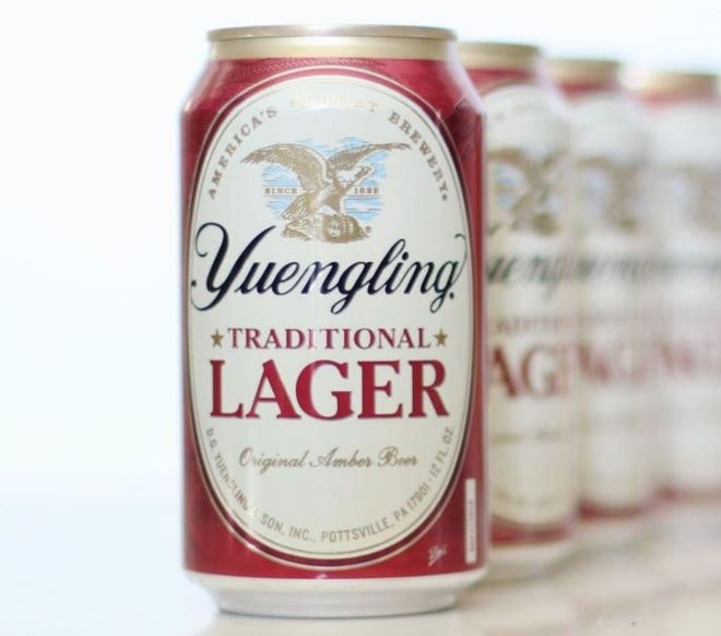 Yuengling beer started in 1829 in Pennsylvania and will expand to Texas in late 2021.
