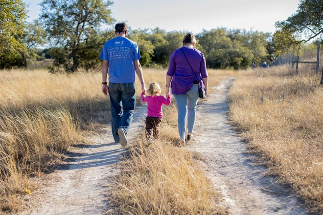 Jester King Brewery has opened a 2-mile nature trail on its property outside Dripping Springs.