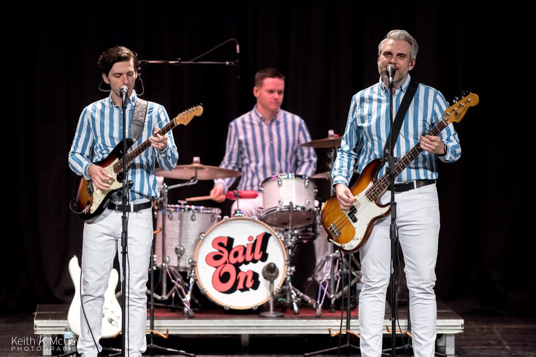 Sail On to bring Beach Boys hits to Evans in February