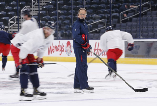 John Tortorella expects nothing easy as he enters his sixth season as Blue Jackets coach, and he wouldn't have it any other way.