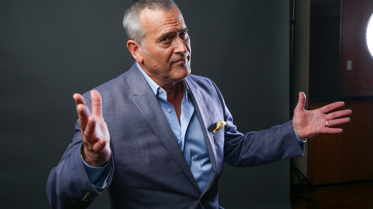 Bruce Campbell to offer live commentary for streaming watch party of 'The Evil Dead'