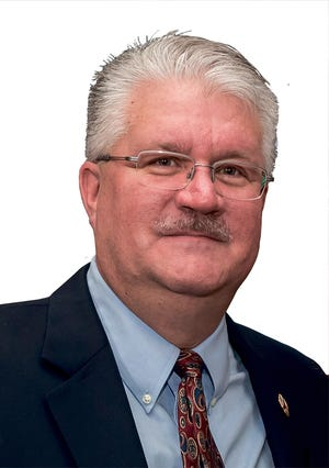 Republican Kirk McCaslin, will run for Millcreek Township supervisor in the May primary.