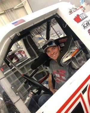 West Burlington's Devon Rouse will compete in an ARCA Menards Series test Friday at Daytona International Speedway.
