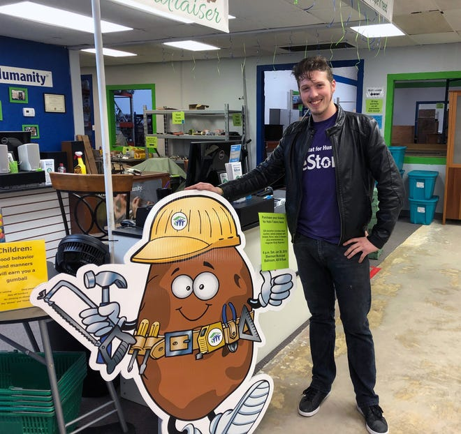 Habitat for Humanity of Grayson County is holding its annual Habi-Taters fundraiser this year with a few changes