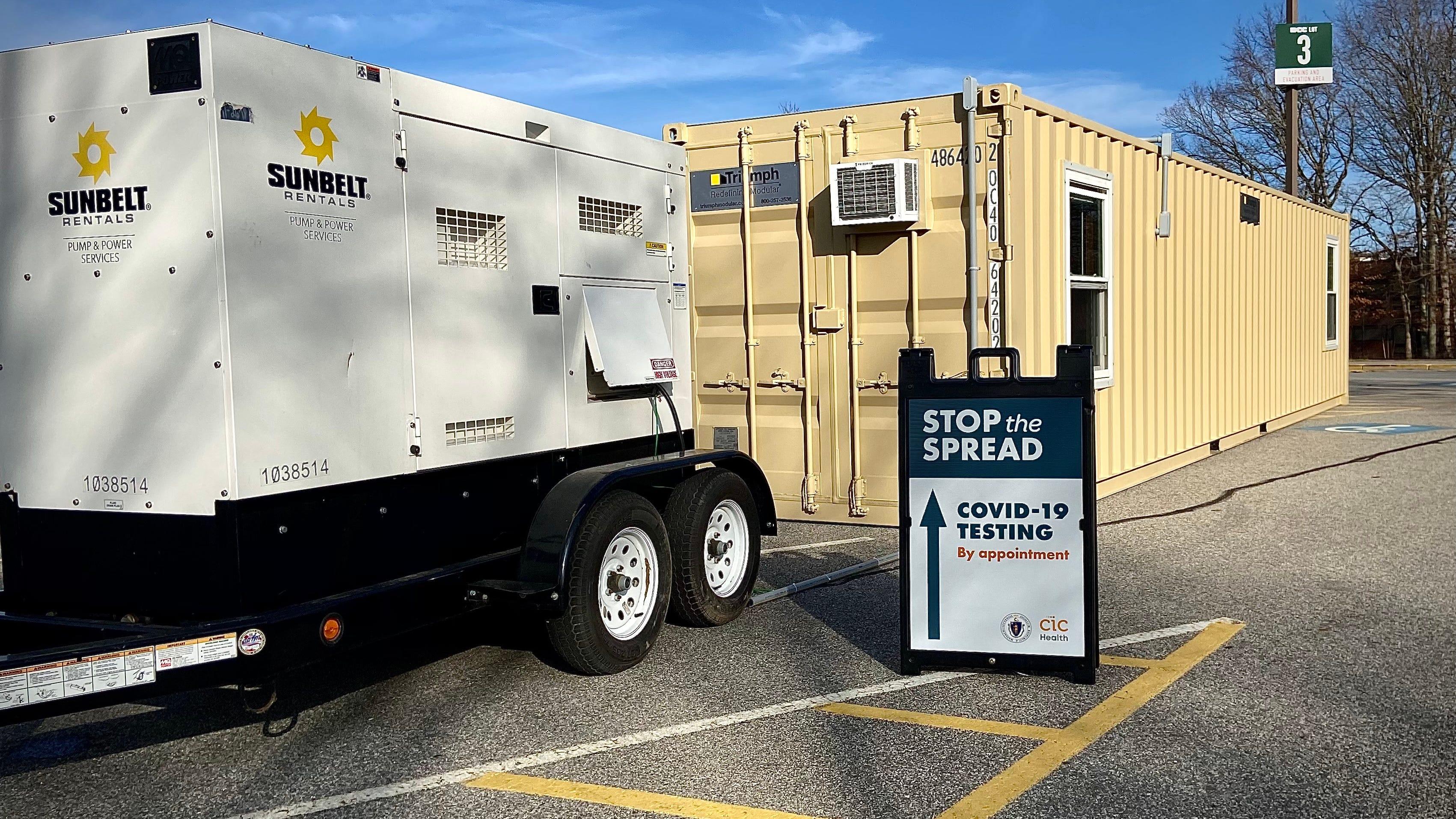 Cambridge company offering free COVID testing in Fall River