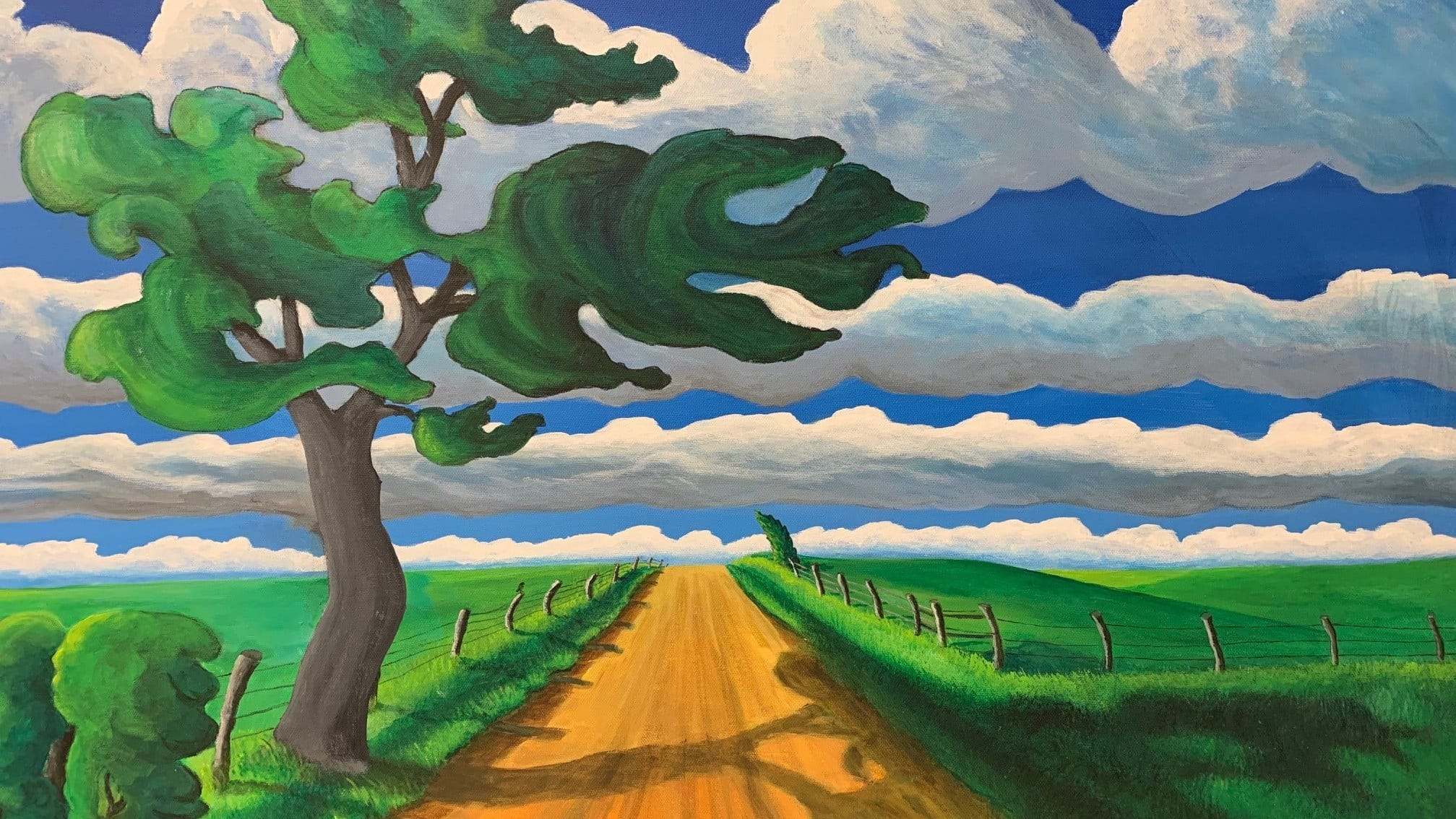 Hutch Art Center features Virgil Penner, Springdale Printmakers