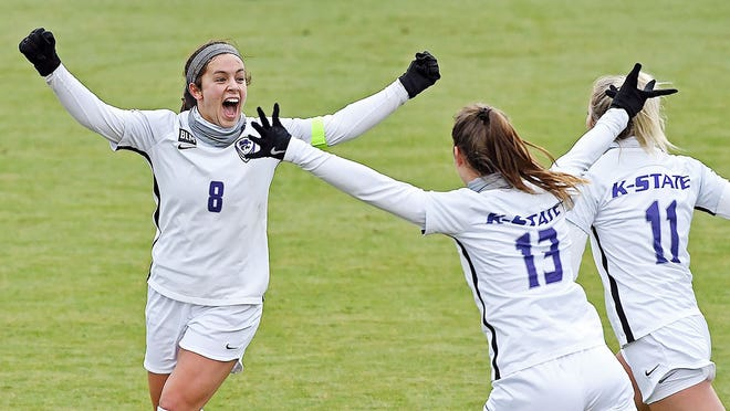 Newton High School grad Brookelynn Entz, a senior soccer player at Kansas State, was drafted in the fourth round of the National Women's Soccer League Draft by the expansion Kansas City franchise, which begins play this spring. Entz is the leading scorer at both Kansas State and Newton High School.