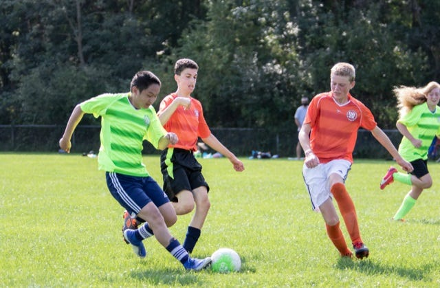 """The American Youth Soccer Organization National Board of Directors named Region #1026 of Twinsburg """"Region of the Year"""" in December."""