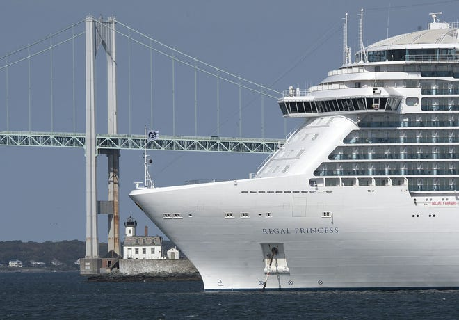 Thousands of cruise ship passengers make their way into the city when the ocean liners stop in the city. But this year, none are scheduled to visit.