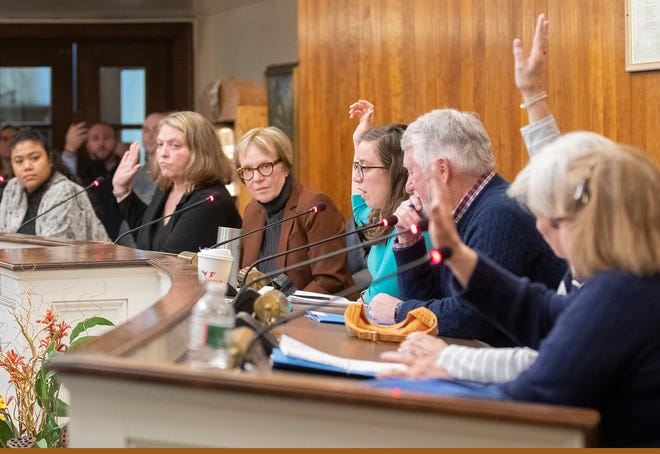Members of the Newport City Council vote to hold the annual Newport St. Patrick's Day Parade in March 2020, a call that was reversed later in the week. The council will be faced with making decisions regarding events and large gatherings.