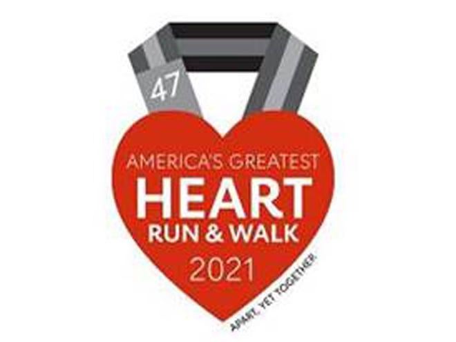 heart run logo