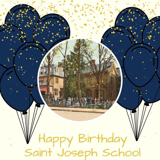 Saint Joseph School in Petersburg, Va. celebrates turning 145 on January 17, 2021.