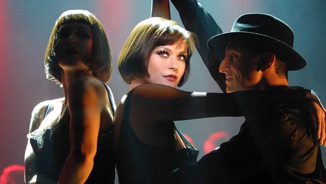 "ALL THAT JAZZ. Catherine Zeta-Jones, Renee Zellweger, Richard Gere and Queen Latifah star in the movie musical ""Chicago,"" winner of the 2003 Academy Award for best picture. Catch it on the big screen at Canton's Palace Theatre at 7:30 p.m. Saturday. Tickets, $10, may be ordered at 330-454-8172 weekdays from 11 a.m. to 3 p.m. Masks are required, all seats are reserved to ensure social distancing, and concessions must be pre-ordered."