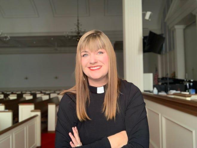 Rev. Sarah Taylor Peck