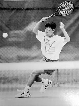 Guilford's Kevin Park finished second in the state in 1996 and is one of only two Rockford players in history to earn a No. 1 seed at state.