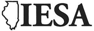 IESA black logo