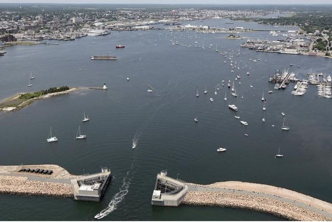 File photo: Port of New Bedford