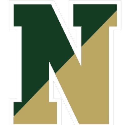 The 'N' that Nashoba is using as its logo until a new mascot and logo is chosen.