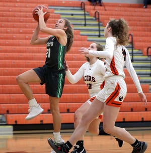 Ashleigh Rothe and Scioto were 5-4 overall and 3-3 in the OCC-Capital Division before playing Worthington Kilbourne on Jan. 22. The Irish, who started 4-0, entered the contest on a three-game losing streak.
