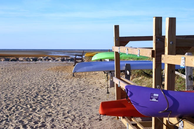 Need to store your kayak at a Brewster beach next summer? Get your application in.