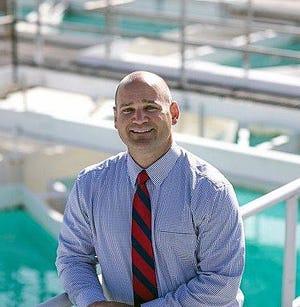 Fairfield Director of Public Utilities Adam Sackenheim