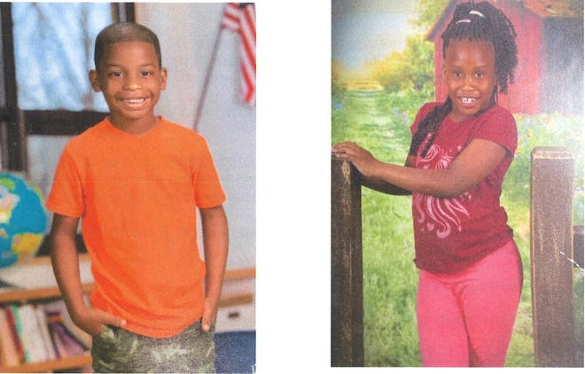 Richard Richardson, 10 years old, and Rayvin George, 9 years old were last seen about 1 p.m. Thursday leaving the 16800 block of Marlowe Street on foot, according to the Detroit Police Department.