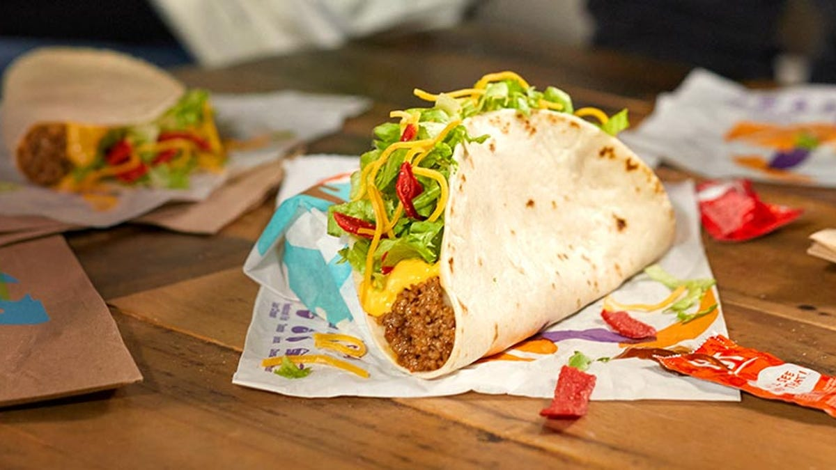 Beyond Meat jumps on Taco Bell plan for test of new menu item 1