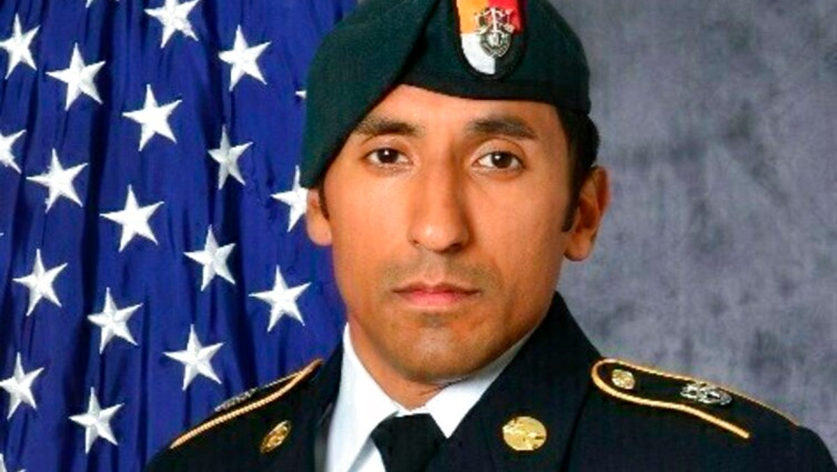 SEAL pleads guilty to role in hazing death of Green Beret 1