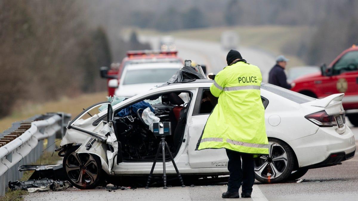 Risky driving: US traffic deaths up despite virus lockdowns 1