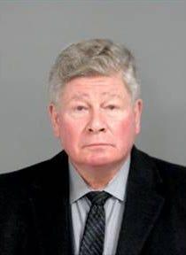 Foto booking Richard Lewis Baird dari Office of Genesee County Sheriff, Kamis, 14 Januari 2021.