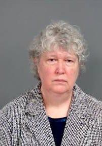 Foto pemesanan Nancy Ann Peeler dari Kantor Sheriff Genesee County, Kamis, 14 Januari 2021.