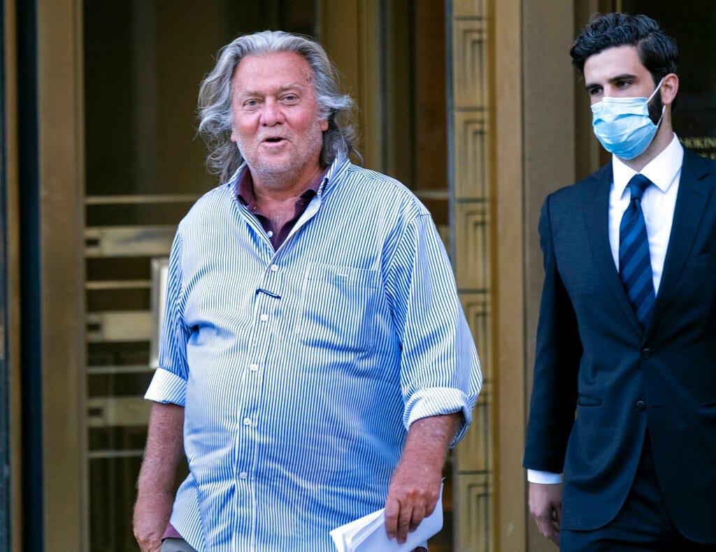 Steve Bannon loses legal fight for Italian right-wing school 1