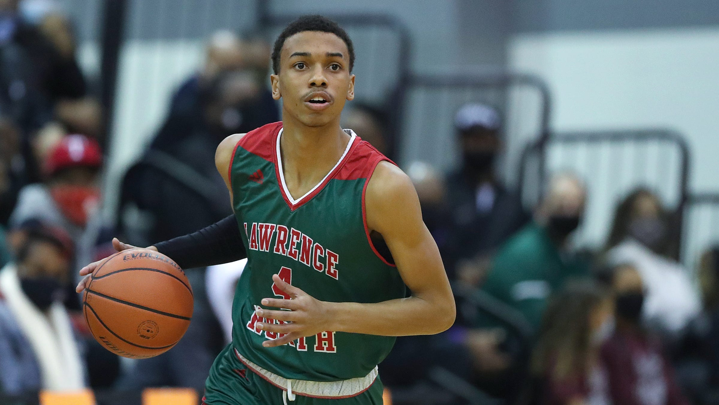 Lawrence North's C.J. Gunn sets date for college decision