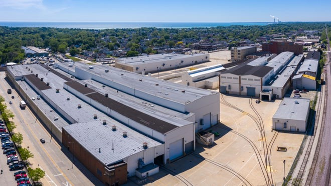 South Milwaukee's redeveloping former Bucyruscomplex has landed its first major tenant.