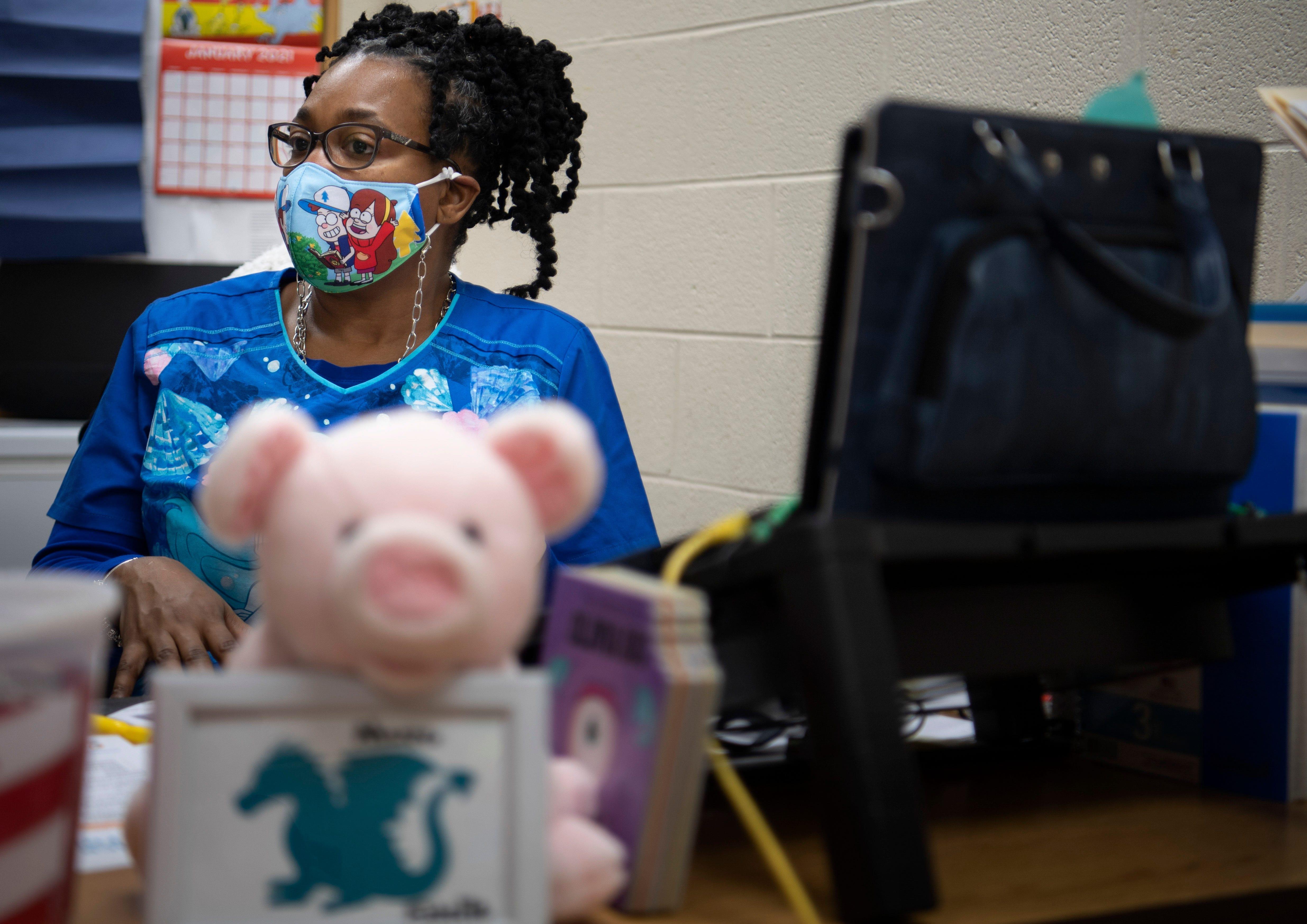 Working as a Metro School Nurse saved Estelle Duff's career