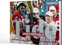 Relive Alabama's historic championship run with this special book