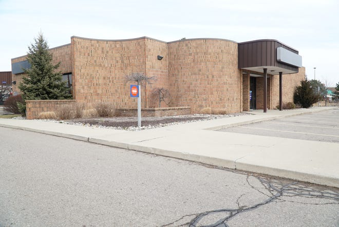 This former Fifth Third Bank building at 26222 Novi Road will be torn down and its site used for more Novi Town Center out-building retail and restaurant locations.