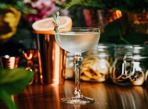 36 Below, a new martini bar, is set to take over the underground space at Sip Coffee & Beer Garage near Arcadia.