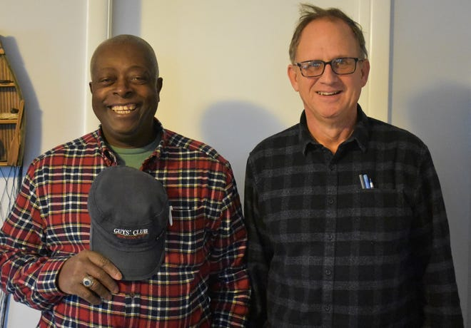Neighbors Willie Sommervil and Wesley Kline teamed up to help improve conditions at a remote mountaintop orphanage near where Sommervil grew up in Haiti.