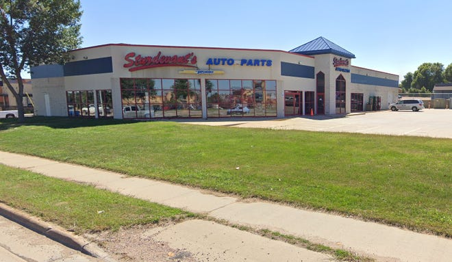 Sturdevant's Auto Parts located at 3305 E. 10th St.