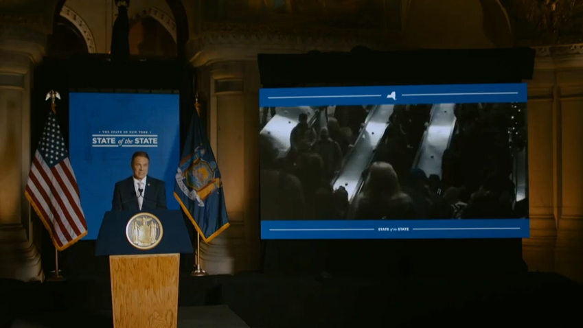 Cuomo lays out plan for Penn Station development