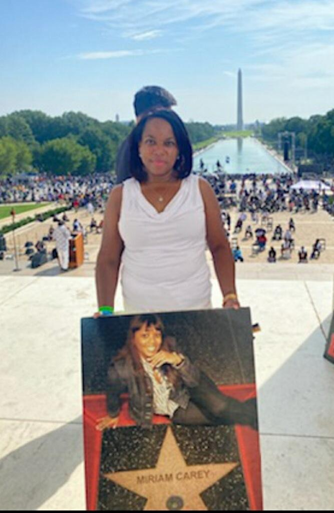 Sister of Black woman killed by Capitol Police hopes riot will shed light on troubling case
