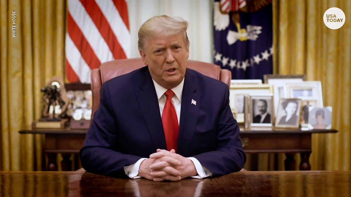 Fact-checking the House impeachment debate on Trump, Capitol...