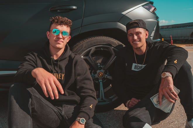 Meet two brothers, Jordan and Luke Lintz, founders of HighKey Holdings, who revolutionized the social media game.