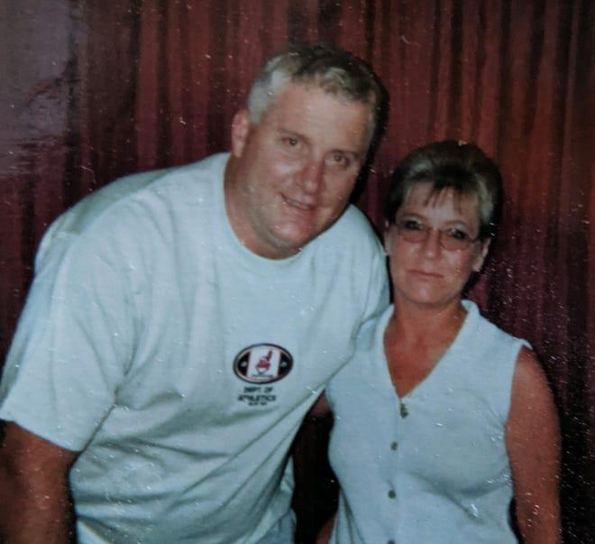 John and Sue Barker
