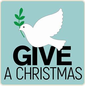 The 2020 Give A Christmas logo.