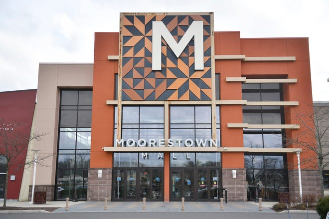 The former Lord & Taylor location inside theMoorestown Mall has been designated as a COVID-19 vaccination mega-site.