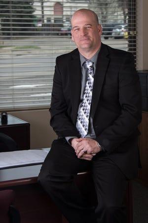 David Kramer of Monaca was recently elected as borough manager. He previously served as borough treasurer for Monaca.